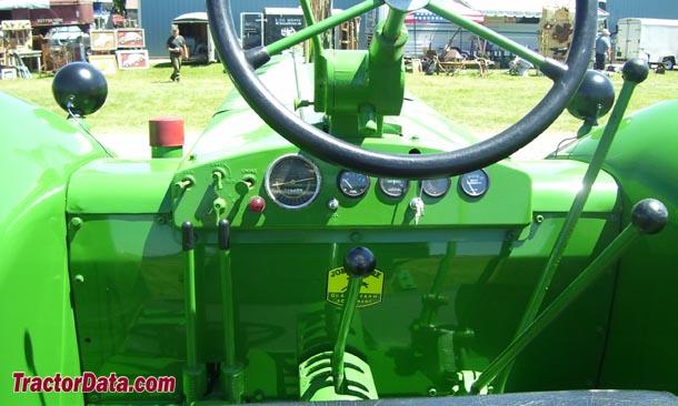 John Deere 80  transmission photo