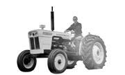 David Brown 3800 Selectamatic tractor photo