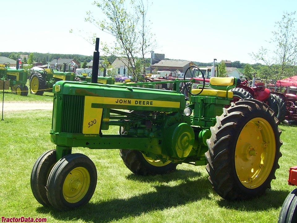 John Deere 520 Tractor Clutch : Tractordata john deere tractor photos information