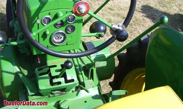 John Deere 620  transmission photo