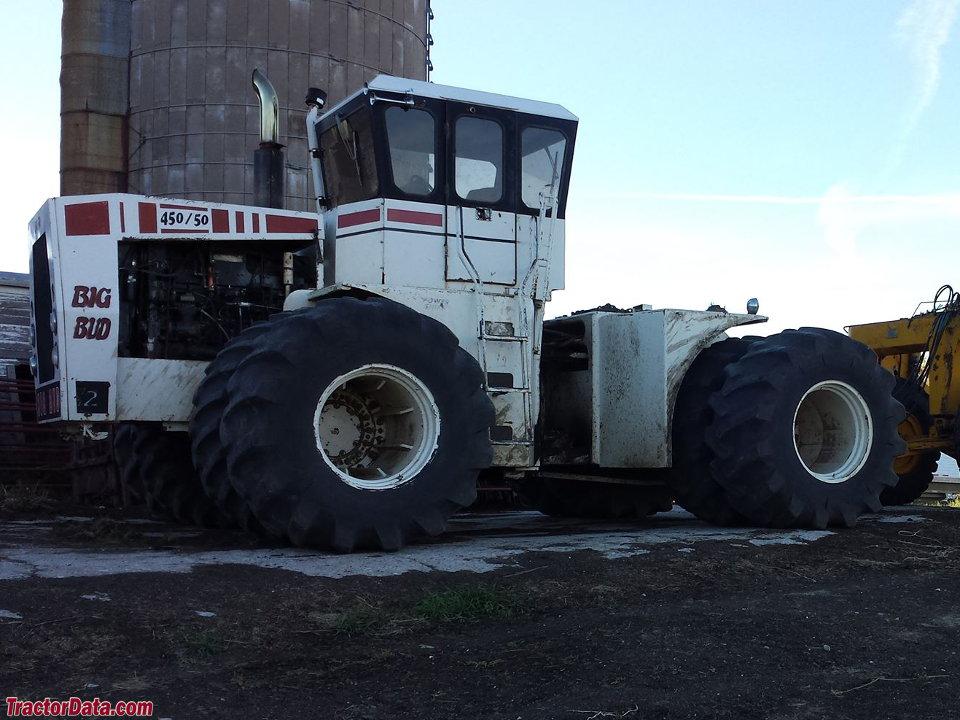 Big Bud 450/50