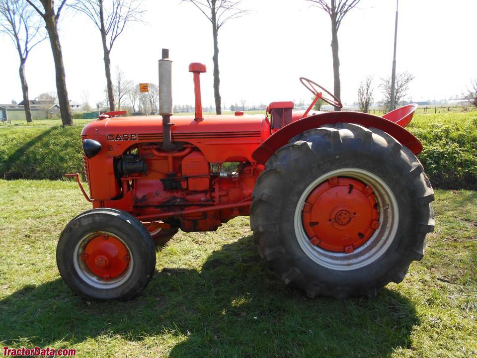 Tractor Data Farm Tractors : Tractordata j i case d tractor photos information