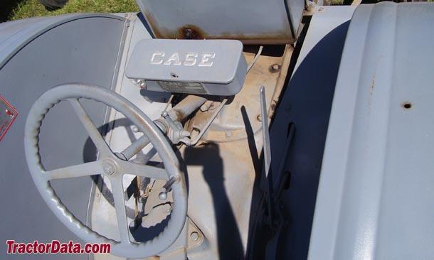 J.I. Case L  transmission photo