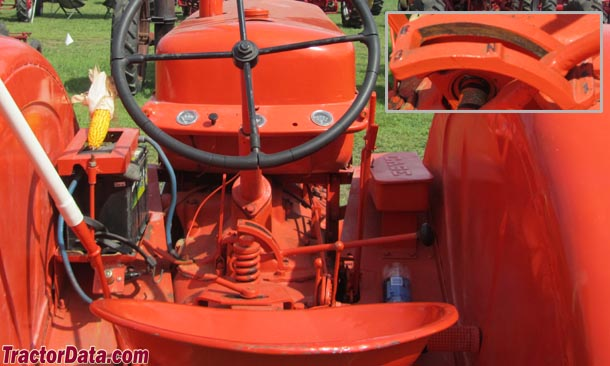 J.I. Case LA  transmission photo
