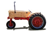 J.I. Case 302 tractor photo