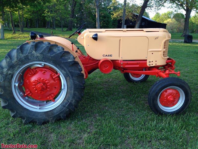 Case Tractors 300 Series : Tractordata j i case tractor photos information