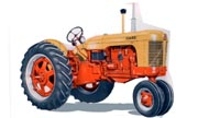 J.I. Case 411 tractor photo