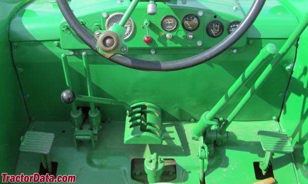 John Deere 820  transmission photo