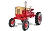 J.I. Case 413 tractor photo