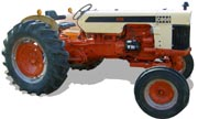 J.I. Case 470 tractor photo