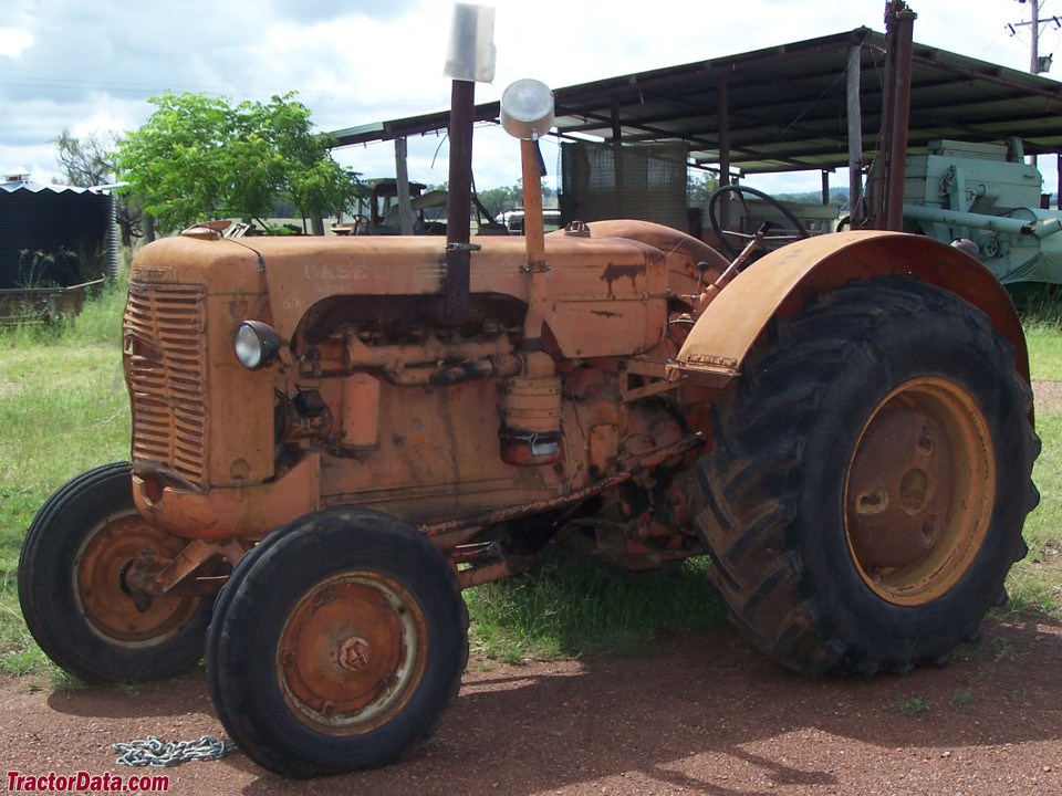 J i case 500 tractor   J I  Case 400 specification • dimensions