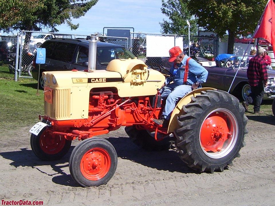 Case Gas Tractor : Tractordata j i case tractor photos information