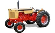J.I. Case 570 tractor photo