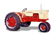 J.I. Case 611-B tractor photo