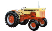 J.I. Case 630 tractor photo
