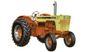 J.I. Case 730 tractor photo