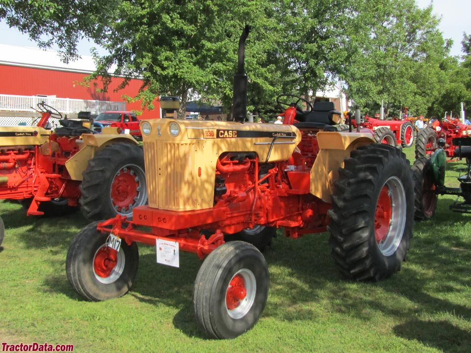 1960 Case Backhoe : Tractordata j i case tractor photos information
