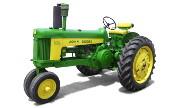 John Deere 530 tractor photo