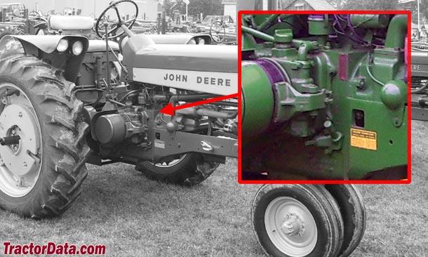 TractorData com John Deere 530 tractor information
