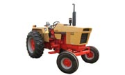 J.I. Case 870 tractor photo