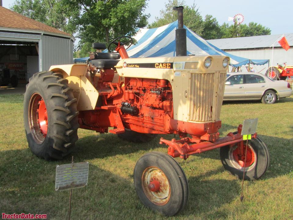 Tractor Data Farm Tractors : Tractordata j i case gp tractor photos information