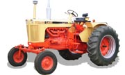 J.I. Case 1031 tractor photo