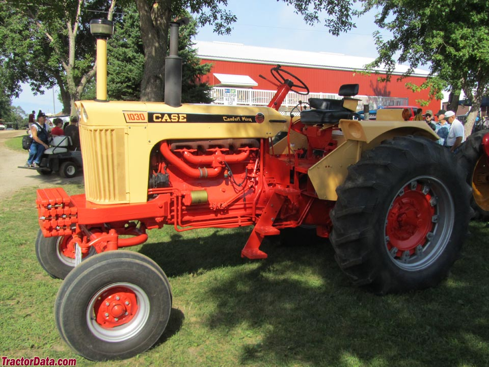 J I Case 1031 Tractor Photos Information