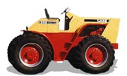 J.I. Case 1200 Traction King tractor photo