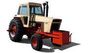J.I. Case 1270 tractor photo
