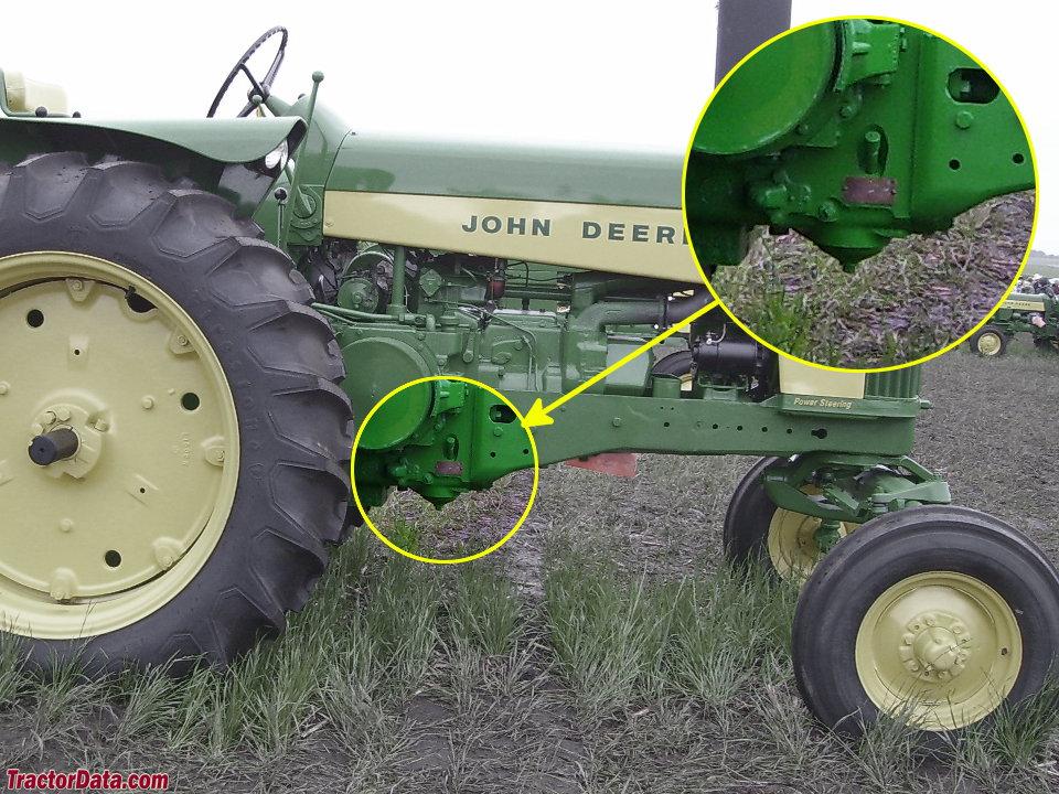 TractorData.com John Deere 730 tractor informationTractorData.com