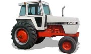 J.I. Case 2290 tractor photo