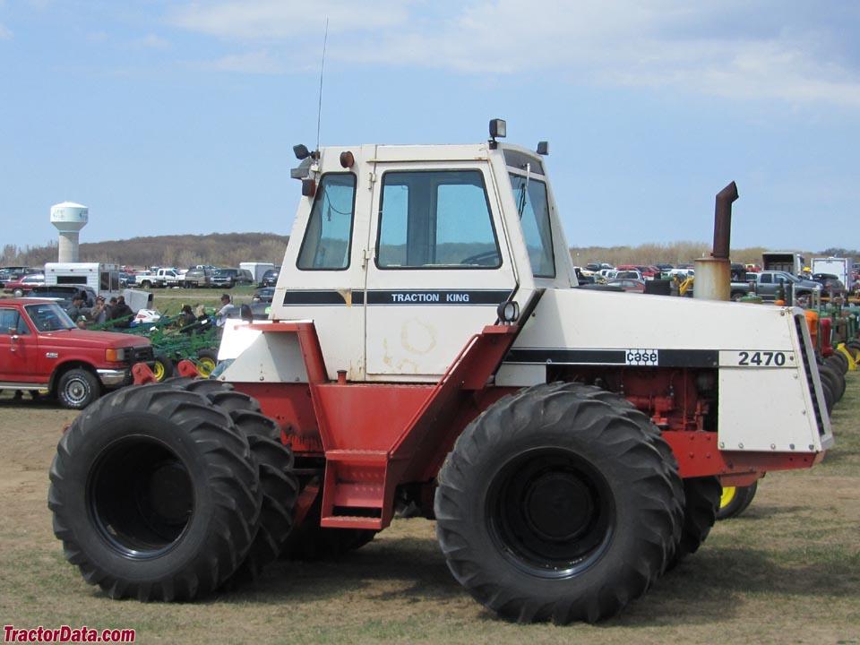 J.I. Case 2470 Traction King