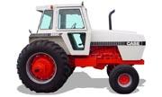 J.I. Case 2590 tractor photo
