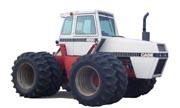 J.I. Case 4690 tractor photo
