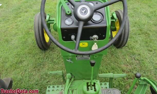 John Deere 435  transmission photo