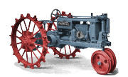 Farmall F-12 tractor photo