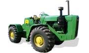 John Deere 8010 tractor photo