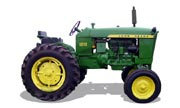 John Deere 1010 tractor photo