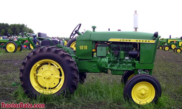 John Deere  1010RS single row-crop