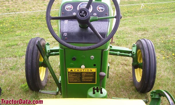 John Deere 1010  transmission photo