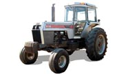 White 2-110 tractor photo