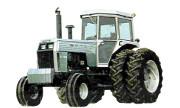 White 2-155 tractor photo