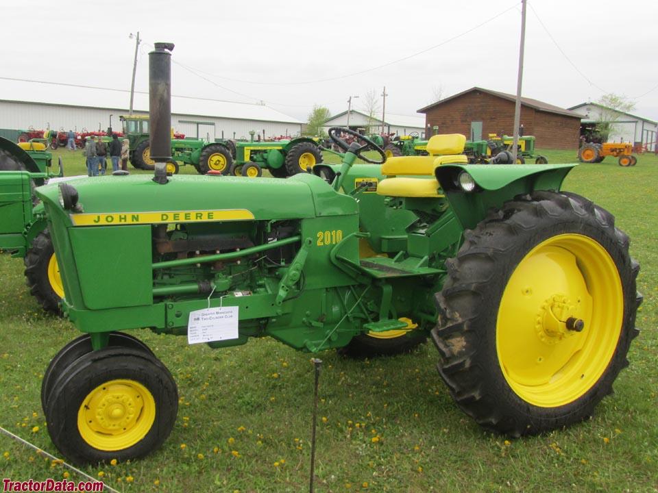 Tractordata Com John Deere 2010 Tractor Photos Information