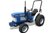 New Holland 1620 tractor photo