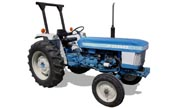 Ford 2110 tractor photo