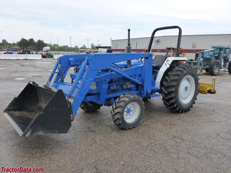 Ford 2120 Tractor : Tractordata new holland tractor photos information