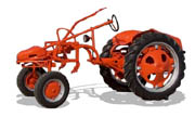 Allis Chalmers G tractor photo
