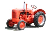 J.I. Case S tractor photo