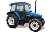 New Holland 5635 tractor photo