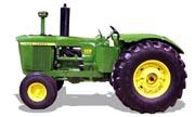 John Deere 5010 tractor photo